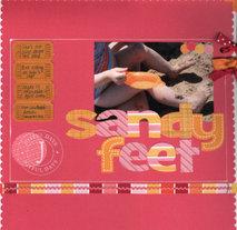 Sandyfeet